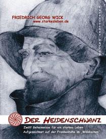 """Das Erfolgsbuch zum Thema: """"Der Heidenschwanz - zwölf Geheimnisse für ein starkes Leben""""."""