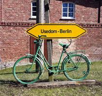 Fernradweg Berlin - Usedom Radreisebericht