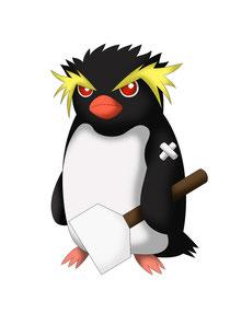 「飛ばないペンギンはただのペンギンだ・・・」