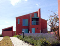 gebuchte Unterkunft: Casa Vermelha