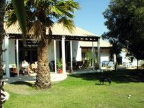 gebuchte Unterkunft: Casa da Oliveira, Meia Praia bei Lagos