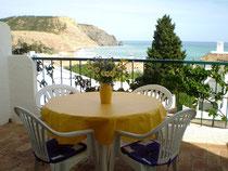 Casa Cyrille, Praia da Luz mit Meerblick und strandnah