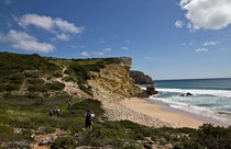 Küste bei Zavial, Algarve