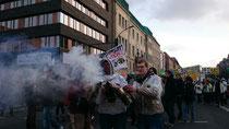 Wir haben es satt - Demonstrationen, 17.2.15, Berlin