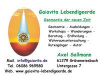 Gaiavita Lebendigeerde Geomantie der neuen Zeit