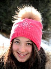 Milena Kuzmina aus der weiblichen A-Jugend unterstützt diese Saison auch die Wombats.