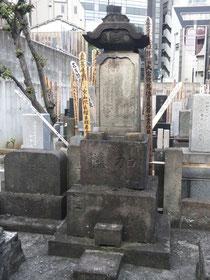 加藤正次の墓