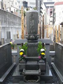 歴代上人廟墓