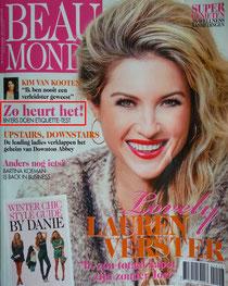 Imago en etiquette specialist Gonnie Klein Rouweler, Beau Monde nov. 2013