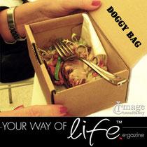 Imago en etiquette deskundige Gonnie Kleinrouweler columnist Your way of life e-gazine doggybag