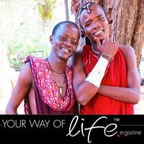 Imago en etiquette deskundige Gonnie Klein Rouweler columnist Your Way of Life e-gazine Afrika etiquette