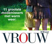Etiquette en imago specialist Gonnie Klein Rouweler VROUW.NL Telegraaf modemissers