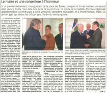 Presse de la Manche, 25.02.2014