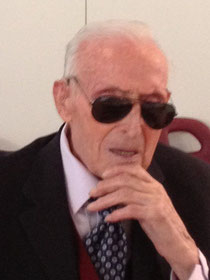 Hubert Bacquet fêtait le 7 Avril ses 103 ans à Saint-Jean-le-Thomas