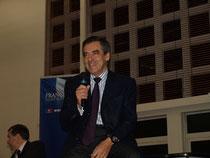 François Fillon s'est exprimé avec gravité sur tous les problèmes du pays. Il a aussi su faire preuve d'humour et de gentillesse.