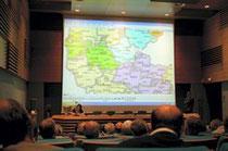"""Dévoilement vendredi d'un """"avant-projet"""" de carte des nouvelles communautés de communes de la Manche"""