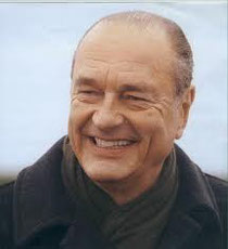 Jacques Chirac a créé l'UMP pour défendre nos valeurs après sa victoire contre Le Pen en 2002