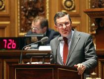 Intervention au Sénat le 11.10.12