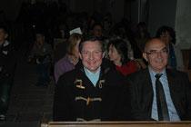 le public était nombreux dans l'église du Petit Celland