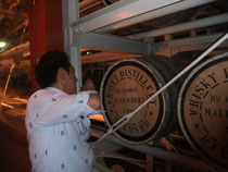 ウイスキー・樽