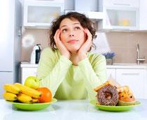 Как похудеть после родов? Зависимость от еды