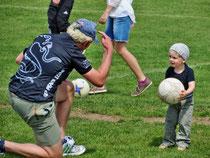 Ein Sportfest für Klein und Groß
