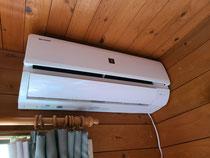 エアコンの取り替え