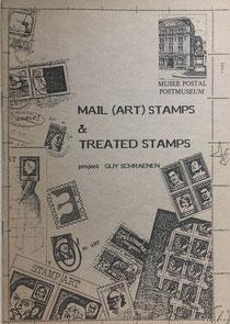 Mail (Art) Stamps & ..., Guy Schraenen Catalogue
