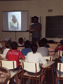 Encuentro con ilustrador circuito infantil juvenil centro andaluz de las letras
