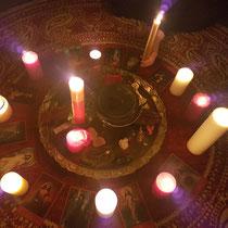 Rituale, Gesang und Tanz Frauen unter sich