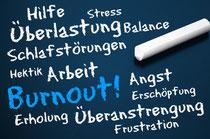 Burnout burn out stress am arbeitsplatz psychische belastungen kosten folgen Ursachen symptome Krank krankheit absentismus präsentismus minderleistung kosten für das unternehmen