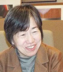 山﨑貞子理事長