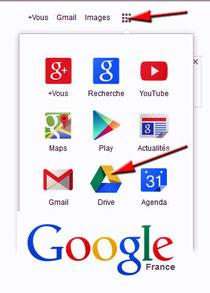 Drive chez Google