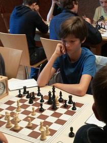 Fabian Singer: 4.0 Punkte, 11. Platz(!)