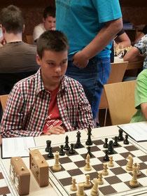Jan Grünewald: 3.0 Punkte, 17. Platz.