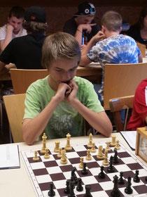 Arne Götz 1.5 Punkte, 24. Platz