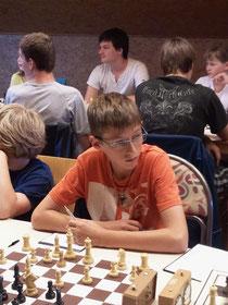 Arne Götz 1.0 Punkte, 25. Platz