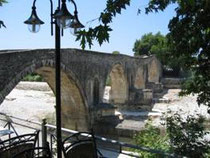 die Brücke von Arta