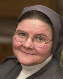 Schwester Lydia Kaps, Leiterin des Kinder- und Jugendzentrums Don Bosco