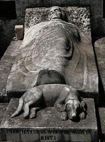 Cementerio de Westchester, New York.