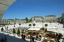 Place Stanislas, ville de Nancy