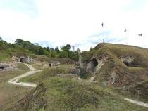 Fort historique de Troyon guerre 14 18 meuse lorraine