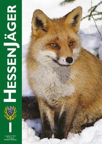 Ausgabe 1 des neuen HessenJägers