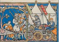 the Morgan Bible - Folio 27v