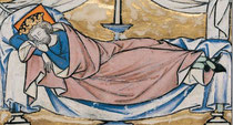 Maciejowski-Bibel: Folio 5v
