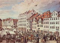 Messestadt Leipzig Geschichte der Messe als spannende Rallye für Schüler, Kinder und Erwachsene mit Stadtplan