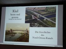 Vortrag von Herrn Uwe Steinhoff