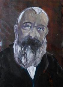 Henri Matisse, Gouache auf Aquarell