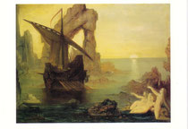 オデュッセウス(ユリシーズ)とセイレンたち