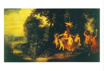 バッコス、ウェヌス、ケレスのいる風景(複製)